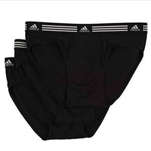 9cd09b400d5f adidas Underwear   Socks - adidas Athletic Stretch 3-Pack Sport Brief XL